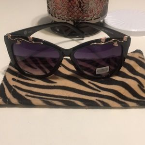 High quality polarized black sunglasses